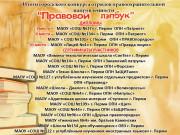 """Итоги Городского конкурса """"Правовой лэпбук"""""""