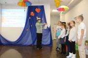 Посвящение в юные художники