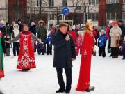 Масленица с депутатом Пермской городской думы Н.М. Росляковой